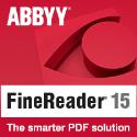 ABBYY FineReader 15 Daha akıllı PDF çözümü