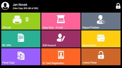 KYOCERA için tasarlanmış MyQ Çıktının güvenliğini sağlayın ve maliyetler üzerinde kontrolü ele alın
